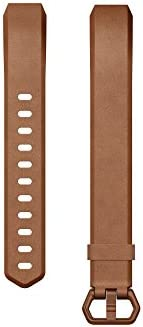 Fitbit Alta HR and Alta Leather Accessory Band Brown Large product image