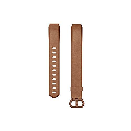 Fitbit Alta HR Pulsera de Actividad física, Unisex Adulto, Marrón, Large