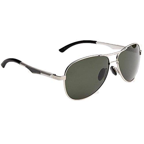 Senchoice Gafas de sol ligeras polarizadas Aviator Pilot