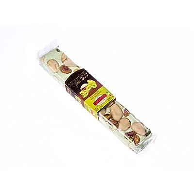 quaranta torrone soft nougat bar pistachio 100g Quaranta Torrone Soft Nougat Bar Pistachio 100g 31YIy7kBxiL