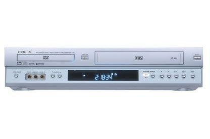 Toshiba SD-23VL DVD-Player/VHS-Recorder Kombination