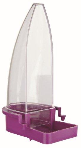 Trixie 5425 Tr?nke und Futterspender, 90 ml/12 cm ,farblich sortiert