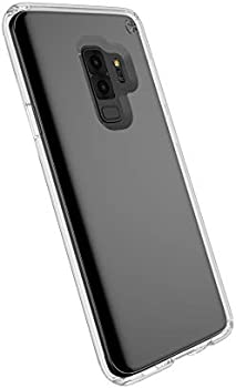 Speck Presidio Clear Samsung Galaxy S9 Plus Case