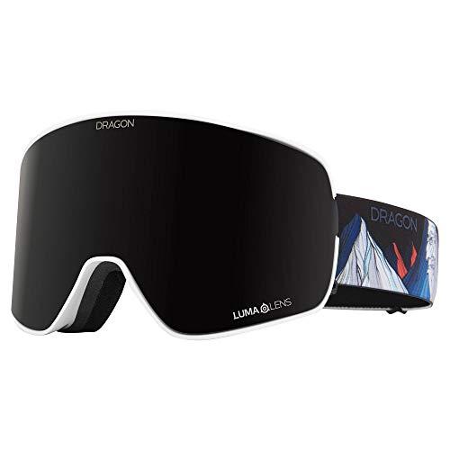 Dragon Herren Schneebrille NFX2 Benchetler 20 (+Bonus Lens) Goggle