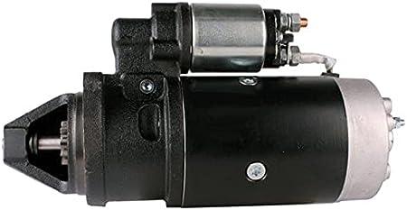 HELLA 8EA 012 586-451 Motor de arranque - 24V - 4kW