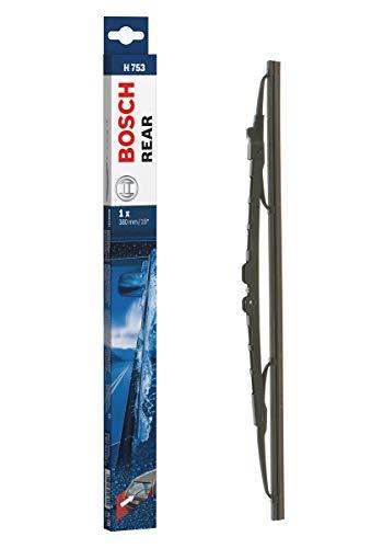 Bosch Scheibenwischer Rear H753, Länge: 380mm – Scheibenwischer für Heckscheibe