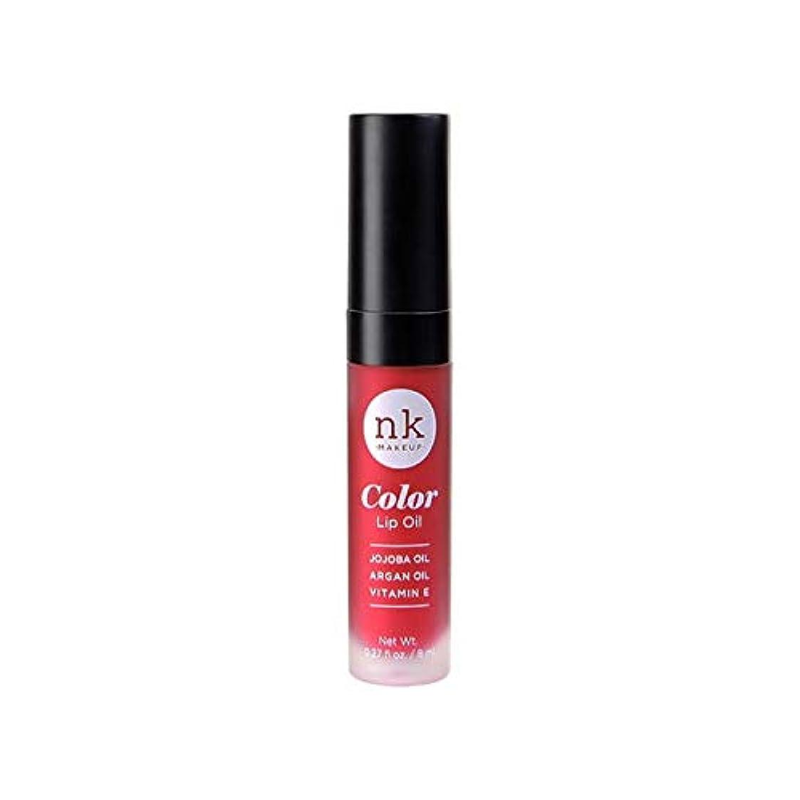 弁護士パース無知NICKA K Color Lip Oil - Poppy (並行輸入品)