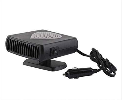 NAYY Auto Enteisungsheizstreifen 24V Tragbarer Heizlüfter und kühlere Defroster Und Demister kleine und große Wind Anti-Beschlag-Supplies