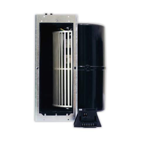 DOJA Industrial | Ventilador fan-coil 450-200 m3/h 53 db | Fan-coil Turbina 146 x 226 mm