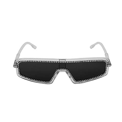 LUOXUEFEI Gafas De Sol Gafas Gafas De Sol Mujer Gafas Gafas De Sol De Gran Tamaño