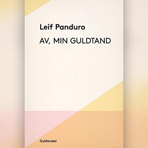 Av, min guldtand audiobook cover art