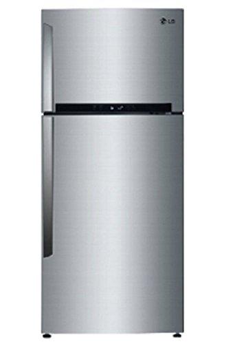 LG GTB574PZHM Libera installazione 438L A++ Acciaio inossidabile frigorifero con congelatore