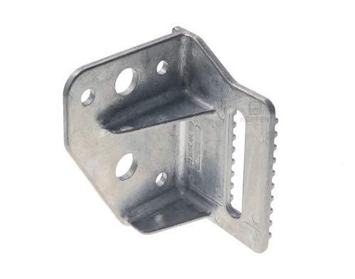 Novoferm Rollenbock oben rechs verwendbar Sektionaltor Garagentor Ersatzteil 30369000 für ISO, GST, FKS und SI ab Baujahr 1988