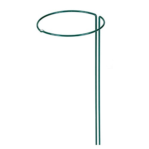 Avalon 7007 Strauchstütze 70 cm/6 mm, vollrund verstellbar, grün lackiert