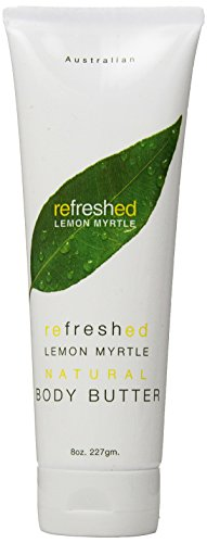 Tea Tree Therapy Lemon Myrtle Body Butter 235 ml by Tea Tree Therapy