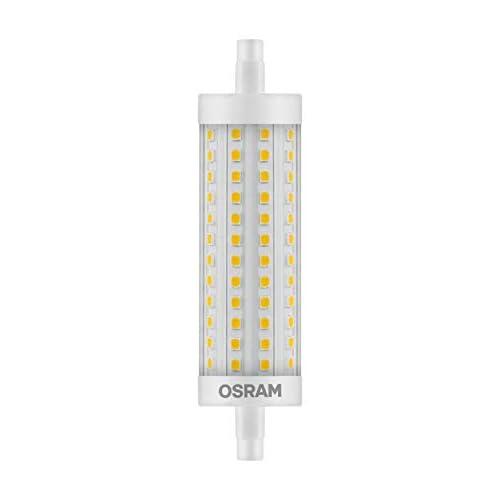 Osram ST Line Lampada LED 15 W=125 W, Luce Bianca Calda (2700K), 1 Lampadina