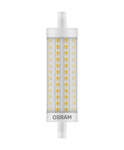 Osram Ampoule LED Plastique 15 W R7s Transparent