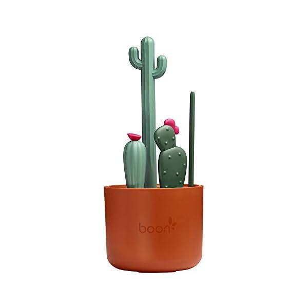 Boon Cacti Bottle Cleaning Brush Set