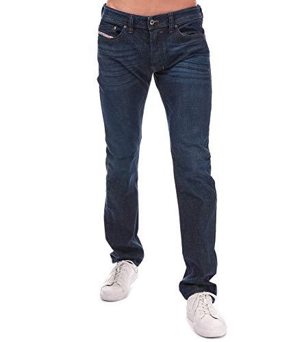 Diesel Stretch-Jeans Slim Safado-R R86L0 dunkelblau verwaschen (30/30)