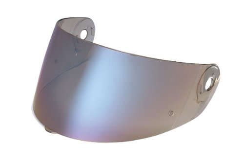 Visier für Helm NOLAN N84 blau verspiegelt