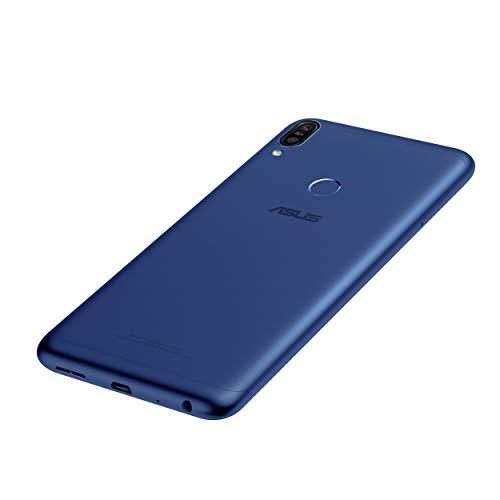 Asus Zenfone Max Pro M1 32Go Smartphone portable débloqué 4G (Ecran: 5,99 pouces - 32 Go - Double Nano-SIM - Android) Space Blue