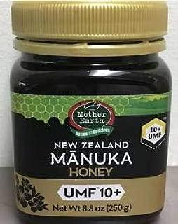 Trader Joe's Mother Earth New Zealand MANUKA HONEY UMF 10+ 8.8 oz (Pack of 3)