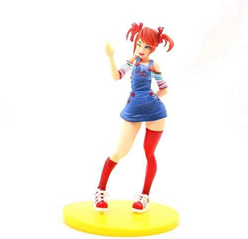 Estatua de Anime Kinderspiel Horror Estatua de Bishoujo...