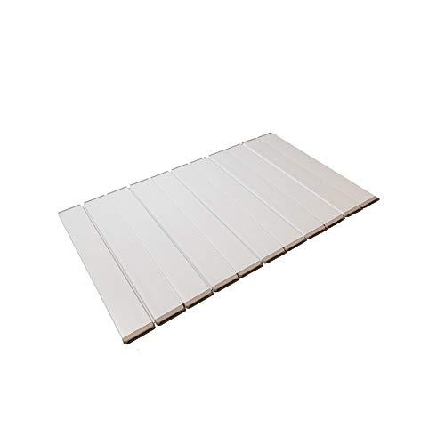 東プレ 折りたたみ式風呂ふた ラクネス 70×109cm アイボリー M11