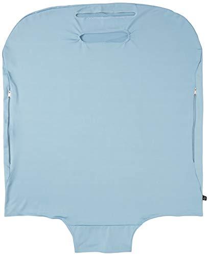 [アンドプロテカ] スーツケースカバー 大 ジャージ素材 68 cm ブルー(無地)