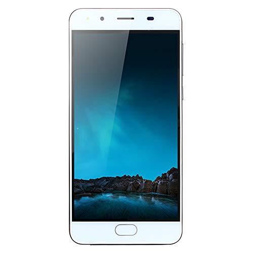 JiaMeng Moviles Libres 4G 5.0''Ultradelgado Android 5.1 Cuatro nucleos 512MB+512MB gsm WiFi Dual SIM Smartphone Móviles y Smartphones Libres (Negro)