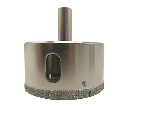 XYXXBB Uso de la Sierra del Orificio de Las Herramientas de Diamante para el Conjunto de Broca de Cristal del Diamante 60-100mm, mármol, baldosa o Granito (Color : 70mm, Size : R)