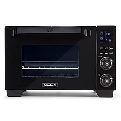 Calphalon 2106488 Cool Touch Countertop Oven, Large, Black/Silver