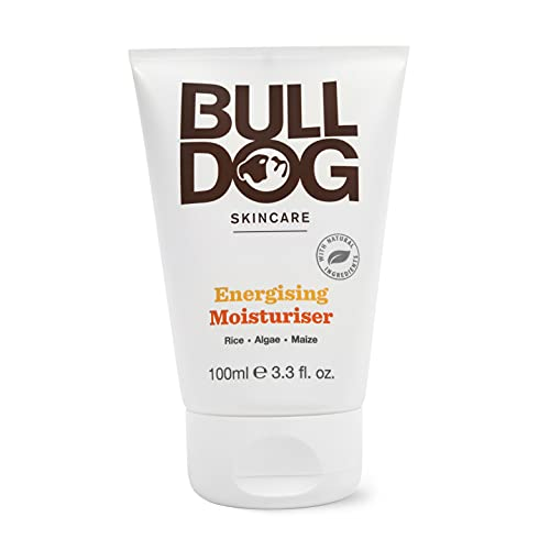 Bulldog Skincare Energising Moisturiser for Men, 100 ml