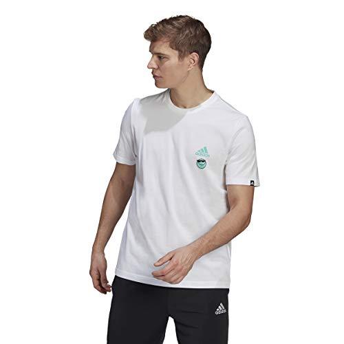 adidas Camiseta Modelo M CC F&B T Marca