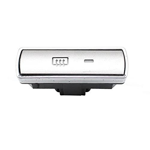 YONGFENG WANGml Accesorios para automóviles Peligro Flasher Advertencia Interruptor de ADVOG DEFOG DEFOG BOTÓN 6M2T-13A350-AA FIT FOR Ford Mondeo S-MAX Galaxy 2007-2010 (Color : Defog Switch)
