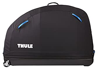 Thule RoundTrip Pro XT – Bike Travel Bag with built-in Repair Stand  Black