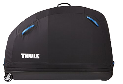 Thule RoundTrip Pro XT – Bike Travel Bag with built-in Repair Stand