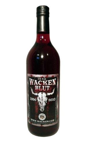Wacken sangre–met/Miel Vino Wacken sangre miel de met con cerezo Zumo, fabricado como del producto con licencia de Wacken Open Air W: O: A