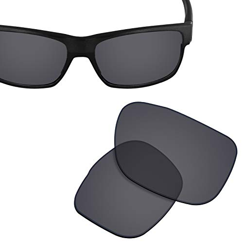 New 1.8mm Thick UV400 Replacement Lenses for Oakley TwoFace Sunglass - Options