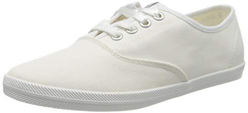 Tamaris Damen 1-1-23609-24 Slip On Sneaker, Weiß (White 100), 38 EU