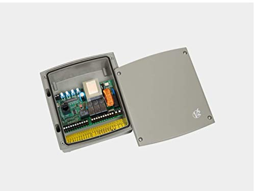 V2 Flexy2 - Central de control analógica para puertas correderas