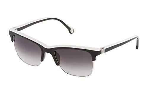 Carolina Herrera SHE655530700 Gafas de sol, Negro, 53 para Mujer