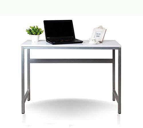 YZjk Schreibtisch Klapptisch Laptop-Tisch Klappschreibtisch Roller Schreibtisch Esstisch Ahorn Farbe Weiß 100 * 40 * 72cm Schreibtische