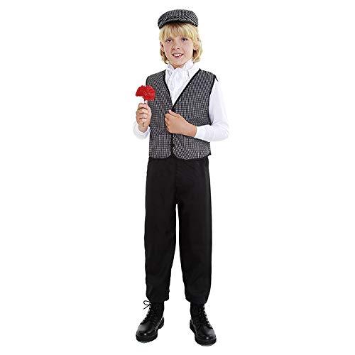 Disfraz Chulapo Madrileño Niño Clásico - San Isidro (5-6 años) (+ Tallas)
