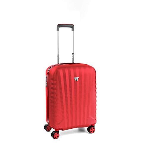 Roncato Uno Zsl Premium 2.0 Maleta Cabina avión Ruby, Medida: 55 x 40 x 25 cm, Capacidad: 48 l, Pesas: 2.4 kg