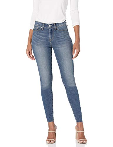 Signature by Levi Strauss & Co. Gold Label Women's Modern-Skinny Jean, Bae, 10