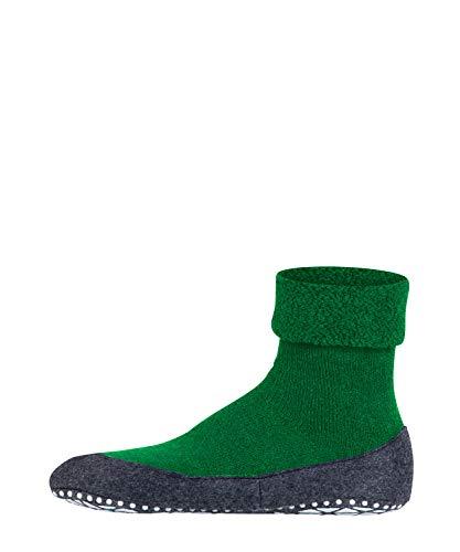 FALKE Cosyshoe Chaussettes Homme,Vert(vert), 41-42