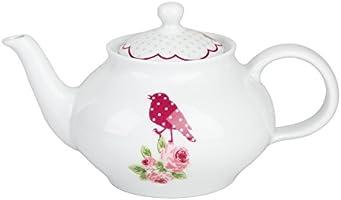 Porland 04A+P018394 Secret Garden Demlik, Porselen