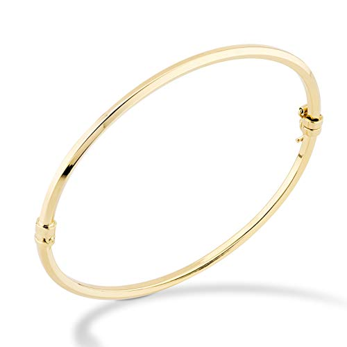14k italian bracelets for women - 3