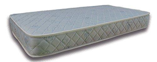 Colchón de MUELLES con LATEX La Cigüeña para CUNA de 60x120 (Altura/Grosor 16 cm)